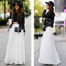 Zara Full Length Casual Skirts for Women