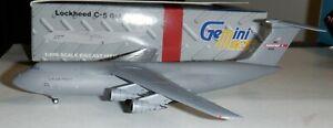 Gemini Macs 1:400 Lockheed C-5 Galaxy - Memphis    - GMUSA053