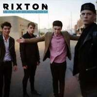 RIXTON - Me and My Broken Heart EP CD