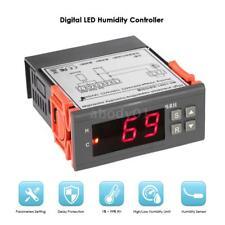 MH13001 Digital Feuchtigkeitsregler Feuchteregler Hygrometer Controller DE O5R2