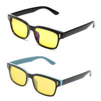 Unisex Computer Anti Fatigue Blue Light Blocking UV Protection Gaming Glasses