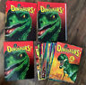 DINOSAURS Magazines 1-33 Inc 3 Folders Orbis Play & Learn Collection Weekly Book