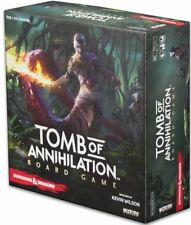 D&D Tomb of Annihilation - Standard Edition Boardgame 2017