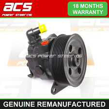 LAND ROVER DISCOVERY 3 2.7 TDV6 2004 TO 2009 POWER STEERING PUMP (O.E QVB500620)