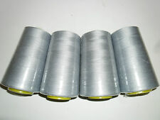 TOP QUALITY SEWING THREAD 120s SPUN POLYESTER, OVERLOCKING 5000YRDS X 10 CONES