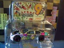 RARE CARTOON NETWORK 1 of 5000  HAPPY BIRTHDAY NASCAR GOLD w/COLOR w/MEDALLION