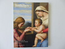 Old Master & British Paintings. Day Sale. Sotheby's. London, 5 December 2013