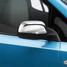 Nissan Leaf Electric Car Chrome Mirror Backing Caps New Genuine KE9603N010