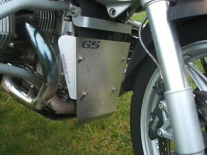 BMW R1200GS R 1200 GS Large Case Plate, Crud Catcher