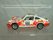 SOLIDO PORSCHE CARRERA RS RALLY CAR USED VINTAGE OLD