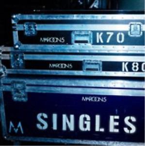 Maroon 5-Singles CD NUEVO