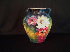 Royal Bonn Vase Hand Painted Floral