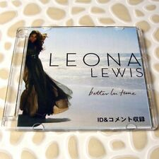 Leona Lewis - Better In Time BMG JAPAN Official Promo CD RARE OOP #0704*