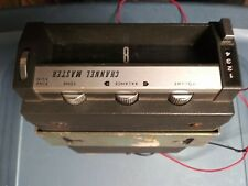 Car Auto 8 Track Player Deck Channel Master RARE Vintage Not Tested