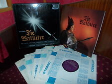 WAGNER: die Walküre > Nilsson Hotter Crespin King Ludwig Solti /Decca SET NB UK