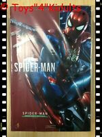 🔥 Hot Toys VGM 43 Marvel's Spider-Man (Spider Armor Mark MK 4 IV Suit Version)