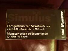 ferngesteuerter Monster-Truck Fa. Simulus