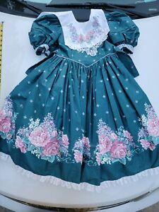 Beautiful Vintage Girl Dress  Daisy Kingdom? Size 6?