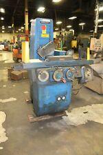 8 X 18 Brown Amp Sharpe 818 Surface Grinder Yoder 65941