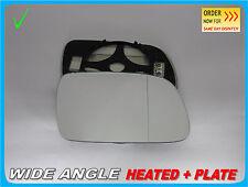 Ala Espejo De Cristal Para Peugeot 307 2001-2008 Asférica Calentada derecha/G013