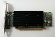 Matrox M9140 512MB Quadhead Video Graphics Card Full Height