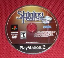 Shining Tears (Sony PlayStation 2, 2005 PS2)-Disc Only