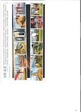 2011 confezione di presentazione di Royal Mail UK A-Z viste parte 1 Pack 462