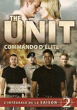 COFFRET 6 DVD ZONE 2--SERIE TV--THE UNIT COMMANDO D'ELITE--INTEGRALE SAISON 2