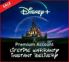 Disney plus Account ✨ 4 Screen 🎥 UHD 4K ✅ 2 Years ✨ Instant Delivery (20s) 🎥