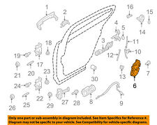 FORD OEM Rear Door-Lock Actuator Motor DG1Z5426412A