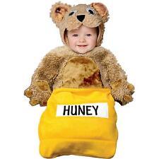 HONEY HUNEY BEAR BUNTING SACK HALLOWEEN COSTUME BABY INFANT CHILD TODDLER  0-6 MO 08fdd31c9550