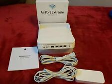 Apple AirPort Extreme Base Station 802.11n Wi-Fi Router / A1408 (5th Gen)