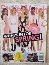 Style Watch Magazine March 2016 What's In For Spring
