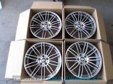 NEW Original SET 4x BMW 5er E60 Performance Alufelgen Felgen 269 6787612 6787613
