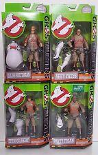 Set of 4 2016 Ghostbusters 3 movie action figures  Abby Erin Jillian Patty ROWAN
