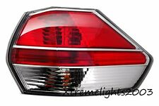 FITS FOR NISSAN ROGUE 2014-2016 RIGHT PASSENGER TAIL LIGHT REAR LAMP TAILLIGHT