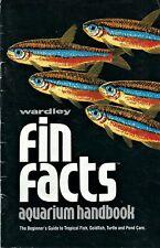 Wardley's 'Fin Facts: Aquarium Handbook' (1992/The Wardley Corporation)
