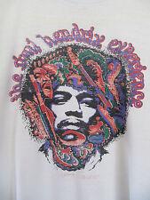JIMI HENDRIX VINTAGE 70s T SHIRT THE EXPERIENCE FABULOUS VERY RARE 1970s