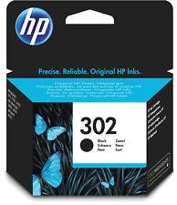 HP 302 Cartuccia Originale Getto d'Inchiostro Colore Nero Stampante InkJet