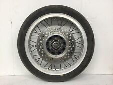 Kawasaki Z1 900 Front 18 Inch Borrani 4523 Aluminum Wheel Rim Hub Drag Wheel
