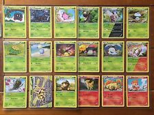 POKEMON TCG: XY STEAM SIEGE MASTER SET - ALL 209 CARDS INCL REVERSE HOLOS