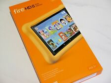 Fire HD 8 Kids Edition Tablet HD 32 GB w Kid-Proof Case - pls read item descript