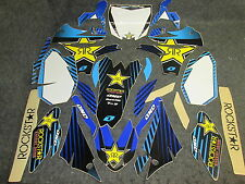YAMAHA YZF450 2010-2013 One Industries Rockstar completo kit grafica 1G07