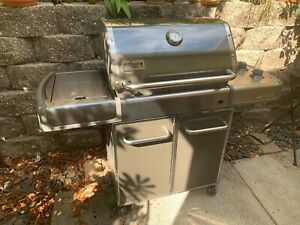 WEBER GENESIS EP320 SPECIAL EDITION GAS GRILL
