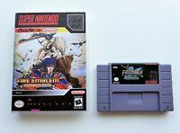 Fire Emblem - Genealogy of The Holy War - English Game SNES Super Nintendo - RPG