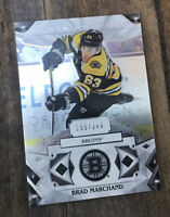 Brad Marchand Upper Deck Black Diamond 155/249 Boston Bruins Card