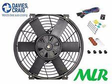 Davies Craig 14 Pollici Radiatore Elettrico / Motore Ventola di raffreddamento e kit di montaggio mlr.pk