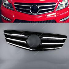 Vorne Kühlergrill Kühlergitter für Mercedes-Benz C-Class W204 C300 C350 C250