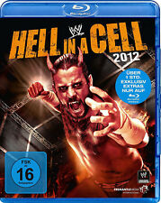 WWE Hell In A Cell 2012 BLU-RAY DEUTSCH NEU