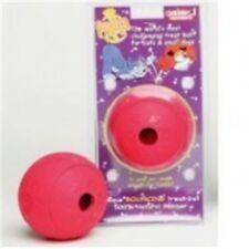 Giochi palla rossa in gomma per cani